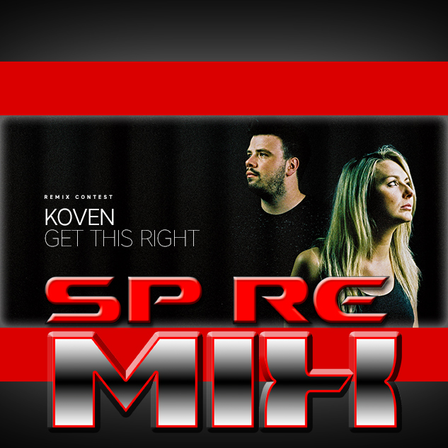 Koven - Get This Right (SPM Remix)